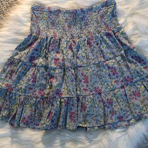 Flirty and Fun Spring Fling Skirt-NWT!